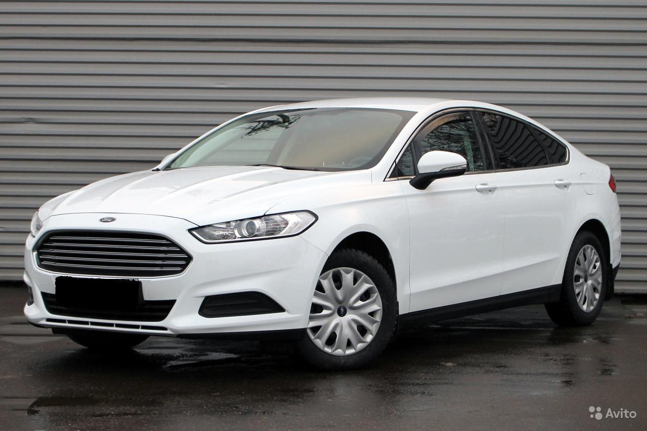 Прокат автомобиля в Вологде Ford Mondeo 2015