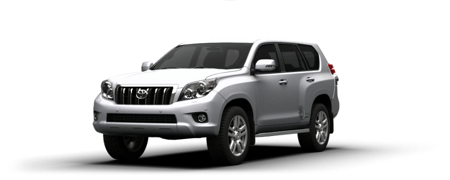 Прокат автомобиля в Вологде Toyota Land Cruiser Prado 2014