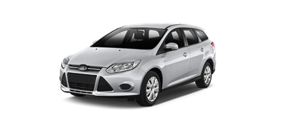 Прокат автомобиля в Вологде Ford Focus 2013